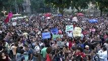 """Nach Museumsbrand in Rio: """"Die Regierung ist schuld"""""""