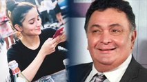 Alia Bhatt sends special message to Rishi Kapoor on his Birthday | FilmiBeat