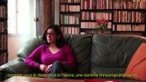 """Emmanuelle Laborit dans """"A Voix nue"""" (Episode 3)"""