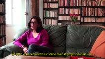 """Emmanuelle Laborit dans """"A Voix nue"""" (Episode 4)"""