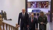 Milli Savunma Bakanı Akar, ABD'nin Suriye Özel Temsilcisi Jeffrey'i kabul etti - ANKARA