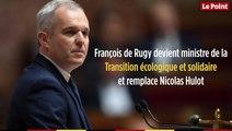 François de Rugy devient ministre de la Transition écologique et solidaire