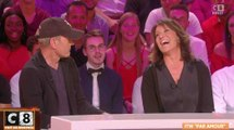 Laurent Baffie tacle physiquement Carole Rousseau - ZAPPING TÉLÉ DU 04/09/2018