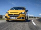 Essai Opel Corsa GSI (2018)