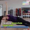 Si quieres reducir el abdomen, presta atención a estos ejercicios.