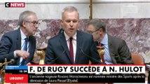 François de Rugy succède à Nicolas Hulot - ZAPPING ACTU DU 04/09/2018