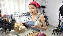Chinese designer uses 3D printer to build 'light emitting boobies' - or LEBs for short