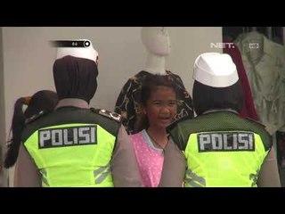 Ditindak Oleh Petugas, Pengendara Ini Malah Tertawa