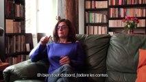 """Emmanuelle Laborit dans """"A Voix nue"""" (épisode 5)"""