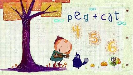 """""""Peg + Cat"""" وغيرها من المحتوى التعليمي المميز لأطفالك"""