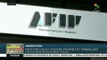 teleSUR noticias. Argentina: rechazo a políticas económicas de Macri