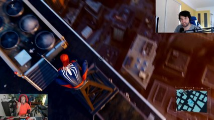 Test vidéo - Spider-Man PS4 - La vue panoramique de New York City !