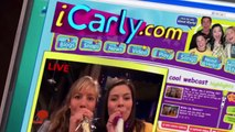 iCarly S01E23 iCarly Saves TV