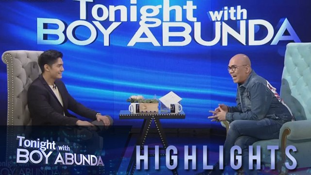 TWBA: Robi Domingo talks about his recent hosting stint with his ex-girlfriend Gretchen Ho.