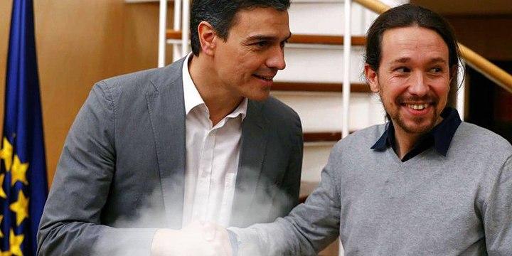 La purga de Pablo Igleisas y Pedro Sánchez en RTVE