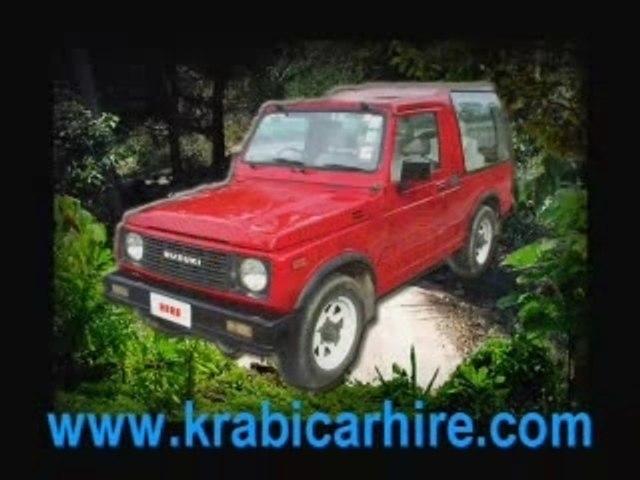 Krabicar, your friendly Krabi car hire