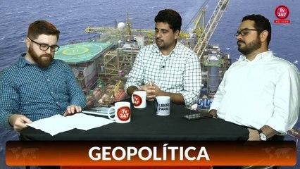 Geopolítica com Igor Fuser - O Pré-sal na boca dos tubarões (7)