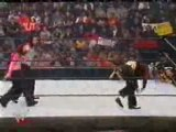 Vengeance 2001 Jeff Hardy vs Matt Hardy Special Referee Lita