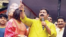 BJP MLA Ram Kadam का बयान,कहा 'लड़के को पसंद हो लड़की तो मैं किडनैप कर ले आऊंगा' | वनइंडिया हिंदी