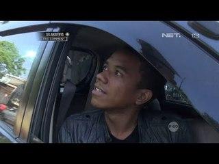 Berasal Dari Madagaskar, Polisi Heran Pria Ini Bisa Jadi Supir Ojek Online - 86