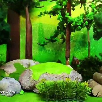 Ben 10 Toy Play For Kids | UPGRADED Diamondhead & Cannonbolt Battles | Ben 10 Toys | Cartoon Network