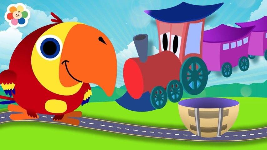 Medios de Transporte con Vocabu-Larry-o y Mucho Más | BabyFirst Español