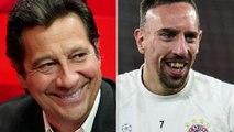 """Laurent Gerra imitant Franck Ribéry : """"J'ai cassé qu'une assiette, je suis vachement fort en Flessel"""