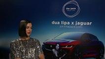 The Pace - Dua Lipa and Jaguar - Interview Dua Lipa, Singer-songwriter