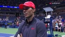 """Nadal : """"Jouer cinq heures, ce sont mes jambes que ça ennuie"""""""
