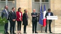 Discours de Nicolas Hulot lors de la passation de pouvoir avec Francois de Rugy
