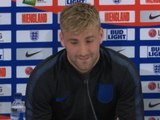 UEFA Nations League: I'm not a 'fizzy drinker' - Shaw