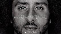Nike partnership with Colin Kaepernick divides the United States