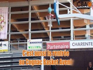 Teaser N°1 - Cognac Basket Avenir