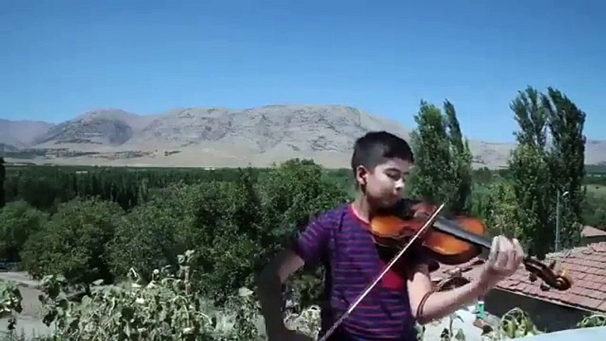 13 Yaşındaki Ali İhsan Mozart Ödülüne Layık Görüldü! Gururumuz!