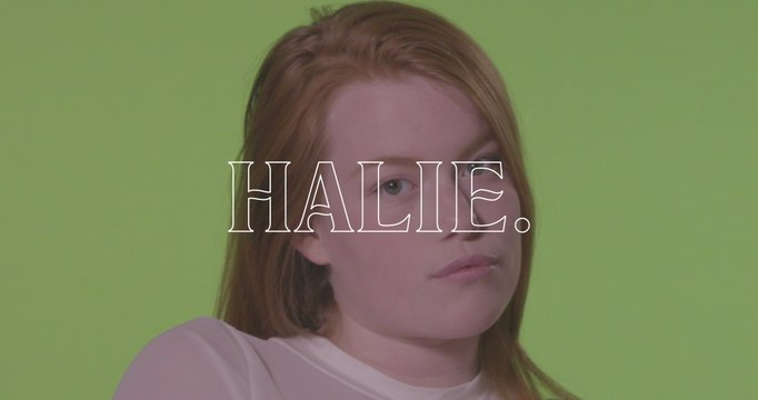 HALIE - Holiday