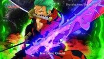 Asura Zoro quyết đấu Kurozumi Orochi - Tướng quân Wano cầm chắc thất bại?