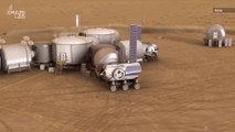 NASA Launches $1 Million Mars Competition to Turn CO2 into Sugar