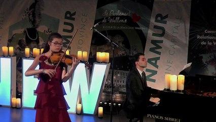 30 ans de Namur - Europe - Wallonie 05/09/2018