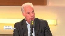 """Le président de l'Union des entreprises de proximité, Alain Griset, va """"continuer d'expliquer au gouvernement que c'est quelque chose qui ne va pas dans la bonne direction"""".  https://bit.ly/2M1aniV"""