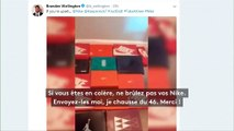 La nouvelle campagne de Nike avec Colin Kaepernick sème la discorde sur les réseaux sociaux