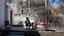 Grèce : après les incendies, vivre et reconstruire