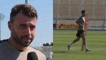 Allenamento della Juventus e intervista a Barzagli: 'Questa è la Juve più forte'