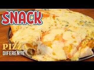 Pizza Diferente e Rápida - SNACK!
