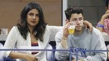 Nick Jonas And Priyanka Chopra Attend US Open With Joe Jonas And Sophie Turner