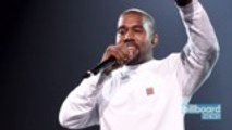 Kanye West Denies Sharing Information About Drake's Son and Apologizes   Billboard News