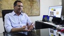 Diretor Geral da Rede Gazeta fala sobre o momento desafiador que o jornalismo enfrenta