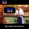 Burger Quiz : Patrick, un candidat qui a du chien !