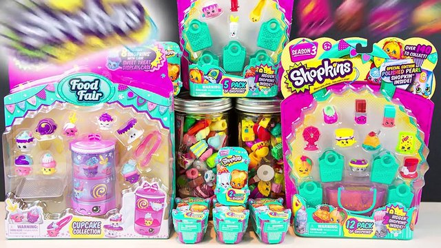 SHOPKINS Season 3 Food Fair Cupcake Collection 12 Pack 5 Pack Blind Baskets Kinder Playtime , Tv hd 2019 cinema comedy action