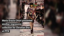 Christian Dior Fall 2018 Collection at PFW