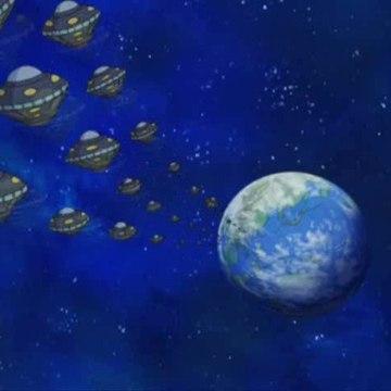 Doraemon (2005) - Expulsade ós extraterrestres
